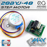 Module stepper ULN2003 driver + Moteur 28BYJ-48 (Arduino Raspberry Driver Motor)