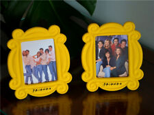 Friends TV Show Silica Gel Table Photo Frame Monica's Apartment Yellow Frame