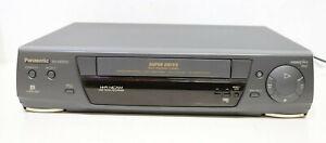 Panasonic NV-HD620 VCR VHS Video Recorder Player - 214