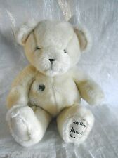 *1712a*  My first Harrods teddy bear - plush - 26cm - cuddly