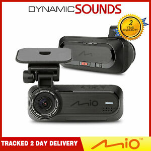 Mio Mivue J85 Car Dash Camera GPS Tracking Full HD Video Recording WiFi G-Sensor