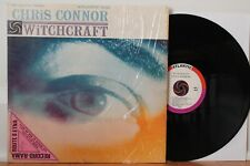 CHRIS CONNOR Witchcraft LP (Atlantic 8032, orig 1959 Mono DG) VG+ in Shrink