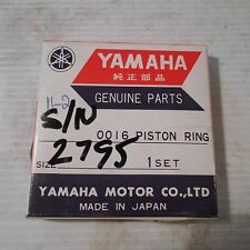 GENUINE YAMAHA PARTS STD RING DT200R 1991/1998 3ET-11610-01