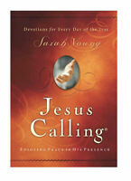 Jesus Calling: Enjoying Peace in His Presence [with Scripture References] by Sar