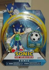 """Sonic The Hedgehog Sonic 4"""" Action Figure wave 3 Brand New"""