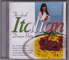 The Ideal Italian Dinner Party - CD (Brand New Sealed)
