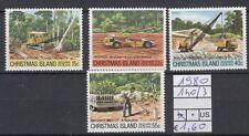 Christmas Islands  1980 Industrie (II) 140-3  MNH