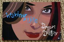 Waking Life promo booklet Animation Richard Linklater Ethan Hawke Julie Delpy