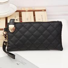 Beige Damen MIni Brieftasche Clutch Tasche Abendtasche Handtasche Geldbörse NEU