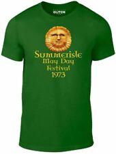 Summerisle Festival T-Shirt - Inspired by The Wicker Man Film horror t shirt