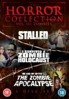 Nuovo Stalled DVD / I Survived A Zombie Holocaust The Zombie Apocalypse DVD