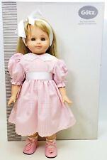 Gotz Pampolina Puppenfabrik Maureem Gmbh 9809428 Soft Body German Doll
