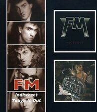 FM - Indiscreet & Tough It Out [New CD] UK - Import