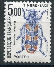 STAMP / TIMBRE DE FRANCE TAXE N° 112 ** INSECTES / COLEOPTERES