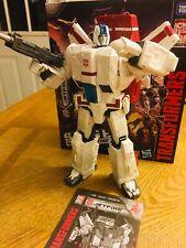 Transformers War for Cybertron Siege Commander Class Jetfire Complete.