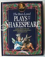 THE BEST-LOVED PLAYS OF SHAKESPEARE Jennifer Mulherin and Abigail Frost HC ILL D
