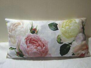 Designers Guild floral Fabric Tourangelle Peony Cushion Cover Design 4
