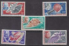 niger 1970 Sc C122/6 space research, set  MNH        q1152