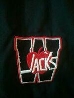 Wellesely AppleJacks player worn Kewl jacket Jr.C team OHA