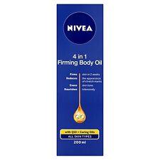 Nivea 4-in-1 Q10 RASSODANTE OLIO per il corpo 200 ml