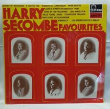 HARRY SECOMBE - vintage vinly LP - Favourites
