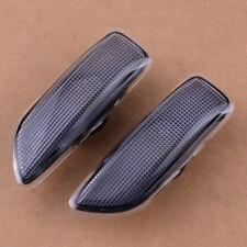 Fender L&R Side Light Fit for VOLVO S60 V70 S80 XC90 Marker Turn Signal No Bulb