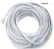 3m RJ11 a RJ11 Cable de banda ancha ADSL línea telefónica para módem Bt Internet vía DSL Plomo