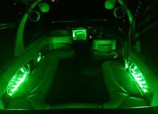 4pc set LED Cup Holder Light Ring for Boats/RV (MasterCraft Moomba Supra Malibu)
