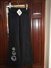 Zumba NWT! Large Rare Vintage Pants -Zumba Basic Steps Workout (Save a Dog!!)