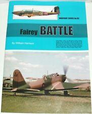 Warpaint Series No.83 - Fairey Battle         52 Pages          Book