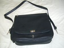 "Briefcase, Computer Bag 13.5"" x 10"" Black"