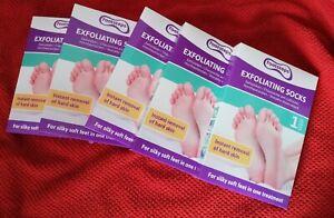 Anti Hornhaut Socken Hornhautentferner Peeling Fußpflege Entferner