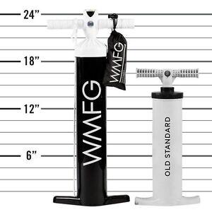 WMFG/Mystic/Slingshot/LF/Core/North Kiteboard Pump - High Volume Kite Pump
