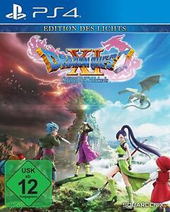 Dragon Quest XI 11 Streiter des Schicksals Edition des Lichts Playstation 4 PS4