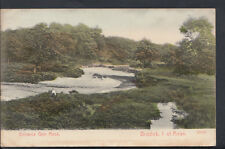 Scotland Postcard - Entrance Glen Rosa, Brodick, Isle of Arran  RS5653