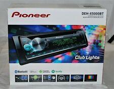 Pioneer DEH-X5000BT 1-DIN Bluetooth In-Dash CD/AM/FM Car Stereo Receiver NEW