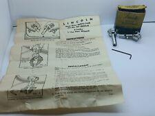 NOS 1954 1955 1956 Mercury/1952 1953 1954 1955 Lincoln Rear Door Safety Locks