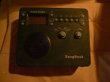 Aparato de radio Tívoli Audio Mod. Song Book verde