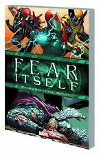 FEAR ITSELF TPB Matt Fraction Stuart Immonen Marvel Comics #1-7 Book Of Skull TP