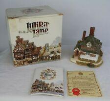 Lilliput Lane Diamond Cottage Blaise Hamlet Liliput Collection w/ Box & Deeds