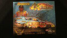 RARE TONY PEDREGON AUTOGRAPHED 8 x 10 NHRA RACING PHOTO CARD