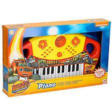 Tastiera Elettronica Pianoforte Piano Disney Blaze 22 Melodie Per Bimbi Bambino