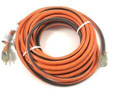 RIDGID 50 ft. 10/3 Heavy Duty Contractor-Grade Indoor/Outdoor Extension Cord