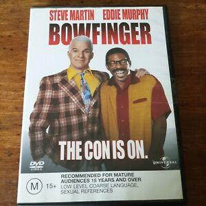 Bowfinger DVD R4 Like New! FREE POST
