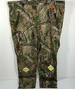 NEW OL'TOM Dura-Lite Technical Turkey Hunting Pants Size 2XL 44-46 Realtree Camo