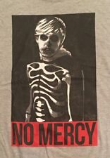 The Karate Kid T-Shirt Johnny Lawrence No Mercy Cobra Kai Skeleton Costume 80's