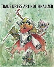 Canto 2: The Hollow Men Peach Momoko Trade Dress Exclusive Limited Print Run