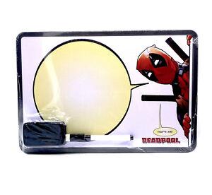 Marvel Deadpool Dry Erase Board Culturefly Exclusive Merchandise Sealed MC