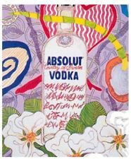 """Absolut ALABAMA 26 x 40"""" Statehood Lithograph Printer's Proof Private Collection"""
