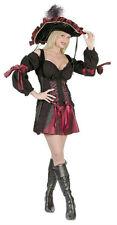 Fun World Women's Playful Stitch Pirate Sexy Adult Costume S/M 2-8